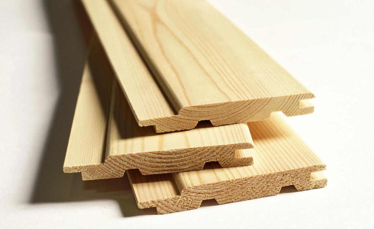 Переваги використання дерев'яної вагонки